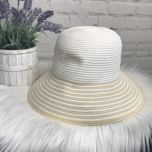 Jones New York Straw Hat
